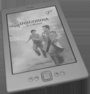 Discordia-Kindle